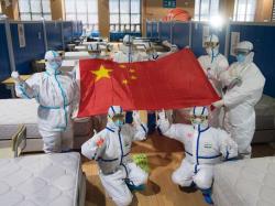 Cina Sebut Puncak Kasus Baru Positif Corona Telah Berlalu