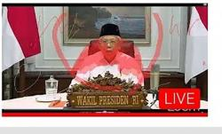 Video Wakil Presiden Dicoret-Coret