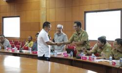 DPRD Siak Dikunjungi  Wabup - Legislatif Padang Pariaman