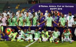Nigeria Ketiga, Ighalo Top Skor