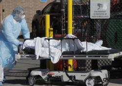 Pecah Rekor, New York Catat 731 Kematian dalam Sehari
