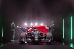 Aston Martin Pertahankan Vettel-Stroll Musim Depan