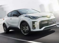 Toyota Ajukan Merek Dagang GR Corolla Dan C-HR GR-Sport
