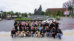 Ikatan Bujang Dara Kota Pekanbaru Berbagi di Tengah Pandemi Corona