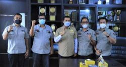 TLCI Riau VX 80 Series Audiensi dengan Walikota