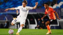 Madrid Kalah karena Remehkan Shakhtar? Ini Kata Modric
