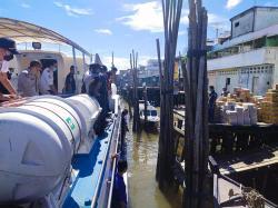 Empat Dermaga Sementara Pengganti Pelabuhan Domestik Tj Harapan