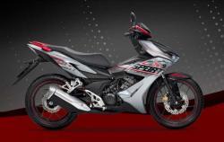 Motor Bebek Sport 150 CC Besutan Honda Dilengkapi ABS