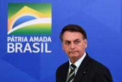 Tak Peduli Wabah Corona, Rakyat Brazil Geram dengan Kelakuan Presiden Bolsonaro