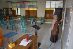 Guru Rindu Akan Sekolah Tatap Muka