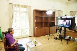 Gubri Ajak IKA Unri Bersama Bangun Riau