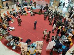 Lewati Target, Donor Darah PWI Riau Kumpulkan 96 Kantong