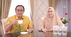 Bupati dan Istri Tak Henti Promosikan Turunan Kelapa