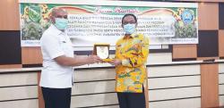 Bupati Terima Kunjungan Kepala BNN Riau