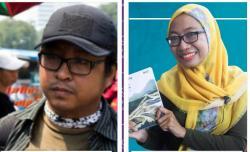 Duet Sasmito-Ika Pimpin AJI Indonesia