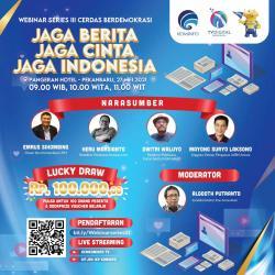 Kemenkominfo RI Gelar Webinar Series III di Pekanbaru