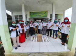 IDI Rohil Bagikan Sembako ke Warga Terdampak Covid-19
