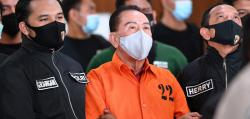 Tiga Tersangka Kasus Surat Jalan Djoko Tjandra Ditahan