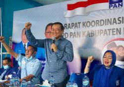 Pilkada Kuansing, Pertarungan ''Hidup Mati PAN''