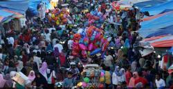 Corona Mengganas di Pasar Raya Padang, Sudah Banyak Korban