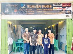 Grand Opening, Trijaya Riau Mandiri Diskon 25 Persen