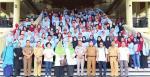 600 Mahasiswa Kukerta Unri Disebar ke Tujuh Kecamatan