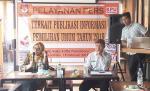 971 Pemilih Luar Nyoblos di Pekanbaru