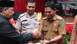 Pos Kamling Tualang Juara 3 Terbaik Provinsi Riau