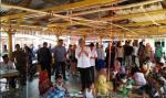 Firdaus-Rusli Jadi Idola Ibu-ibu di Mandau
