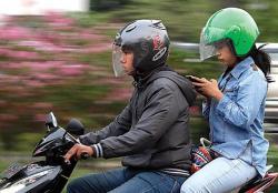 Tarif Ojek Online Baru, di Sumatera Berkisar Rp1.850-Rp2.300