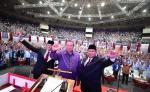 Tren Elektabilitas Prabowo-Sandi Naik