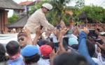 Prabowo Ingin Pendukungnya Balas Fitnah dengan Kebaikan