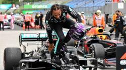 5 Kemenangan Lagi, Hamilton Samai Capaian Michael Schumacher