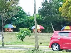 """""""Sebelum Corona Melanda, PKL Sudah Berlakukan Jaga Jarak"""""""