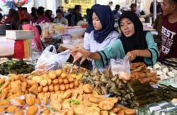 BBPOM Temukan Takjil ''Berbahaya'' di Padang