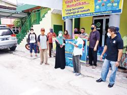 Kagama Riau Lawan Covid-19