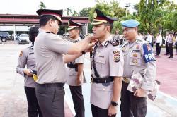 Kompol Zulfa Renaldo Jabat Waka Polres Inhu