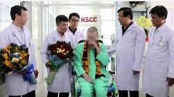 Pasien Terparah Covid-19 di Vietnam Sembuh