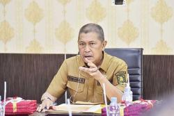 Wabup Inhil Pimpin Rakor Pembentukan Sekretariat PPNS