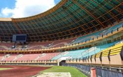 Stadion Utama Riau Gagal Direnovasi karena Pandemi