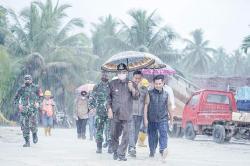 Pengerjaan Ruas Jalan Kuala Saka-Sei Guntung Digesa