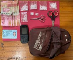 Satresnarkoba Sikat Komplotan Pengedar Narkoba