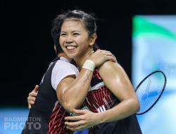 Bikin 11 Poin Beruntun, Ganda Putri Indonesia ke Semifinal