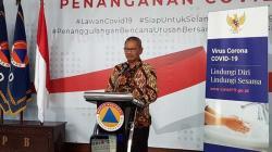 Kasus Positif Baru di Riau Kembali Bertambah Satu, Total 42 Kasus