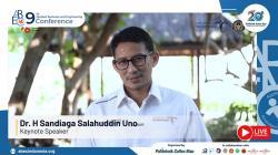 PCR Hadirkan Sandiaga Uno sebagai Keynote Speaker