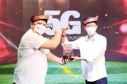 Luncurkan Layanan Telkomsel 5G di Batam