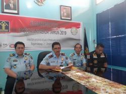 2019, Imigrasi Bagansiapiapi Terbitkan 5.092 Paspor