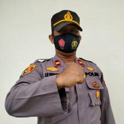 Pilkades Serentak, Kapolsek Batang Cenaku Ajak Jaga Kondusifitas
