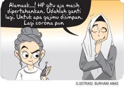 HP Jadul