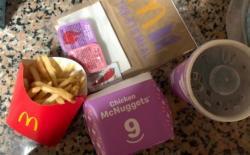 BTS Meal Mcdonald's Berisi Nugget, Kentang dan Soda, Segini Kalorinya